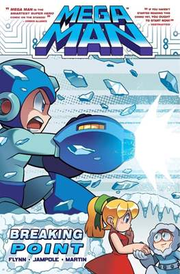 Megaman (Softcover) #6