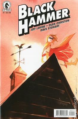 Black Hammer (Variant Covers) (Comic Book) #1.1