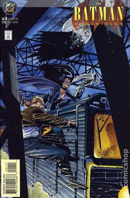 The Batman Chronicles (1995-2000) (Grapa) #1