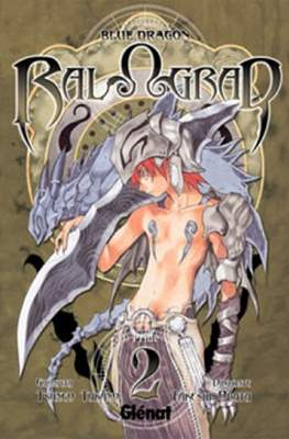 Blue Dragon: RalΩGrad (Rústica con sobrecubierta) #2