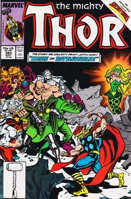 Journey into Mystery / Thor Vol 1 (Comic Book) #383