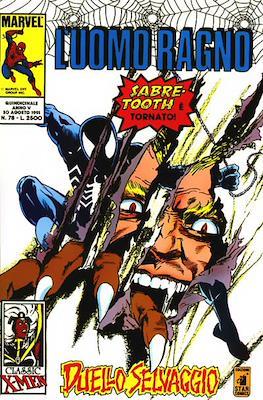 L'Uomo Ragno / Spider-Man Vol. 1 / Amazing Spider-Man (Spillato) #78