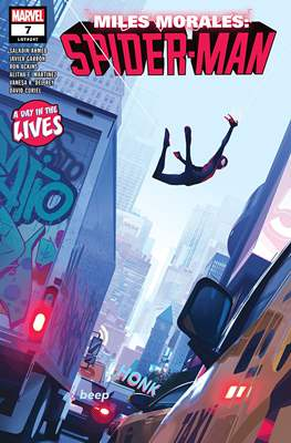 Miles Morales: Spider-Man (2018) (Comic Book) #7
