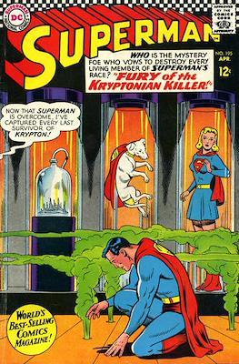 Superman Vol. 1 / Adventures of Superman Vol. 1 (1939-2011) (Comic Book) #195