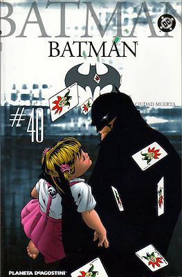 Coleccionable Batman (2005-2006) (Rústica. 96 pp) #40