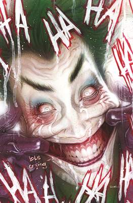 The Joker: Killer Smile (Variant Cover) (Comic Book) #1