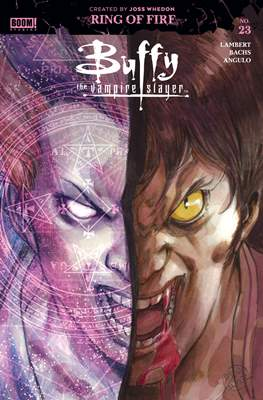 Buffy The Vampire Slayer (2019-) #23