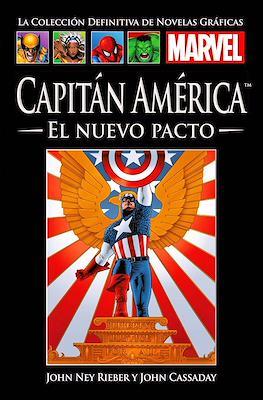 La Colección Definitiva de Novelas Gráficas Marvel (Cartoné) #14