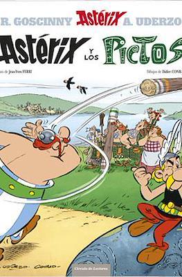 Astérix (Cartoné, 48 pág.) #36