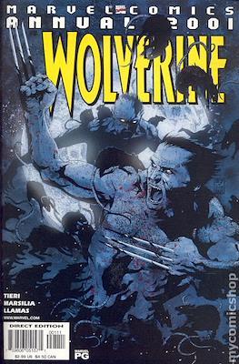 Wolverine Annual Vol. 1 (1995-2001) #6