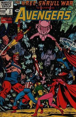 Kree / Skrull War Avengers Special Edition Vol 1 (Comic-book.) #2