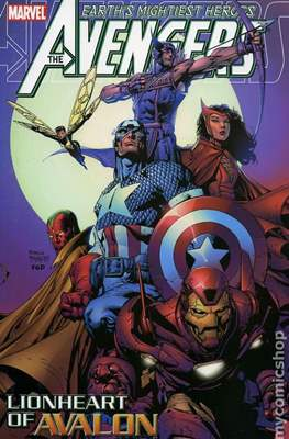 The Avengers Vol. 3 (1998-2004) (Softcover 152 pp) #4