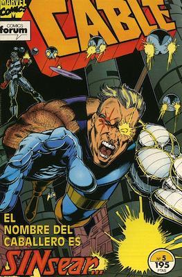 Cable Vol. 1 (1994-1995) (Grapa 32 pp) #5