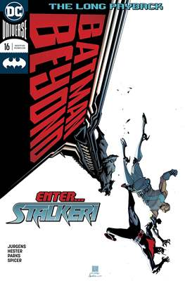 Batman Beyond (Vol. 6 2016-...) (Comic Book) #16