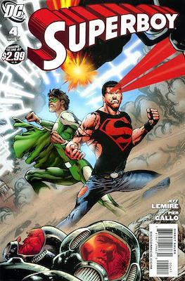 Superboy Vol. 5 (2011) #4