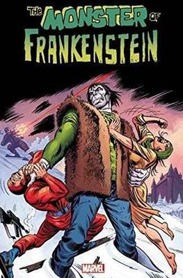 The Monster of Frankenstein