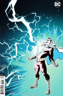 Shazam! Vol. 3 (2018- Variant Cover) (Comic Book) #2