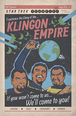 Star Trek: Year Five (Comic Book) #14