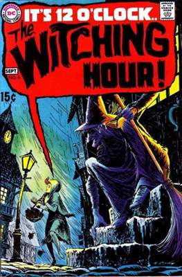 The Witching Hour Vol.1 (Grapa) #4
