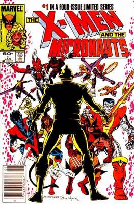 X-Men and the Micronauts (Comic Book) #1
