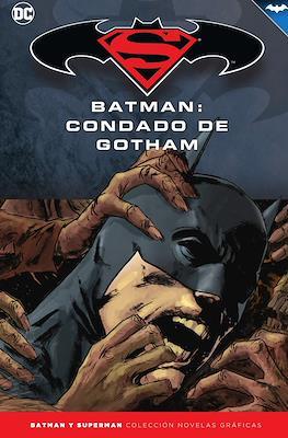 Batman y Superman. Colección Novelas Gráficas (Cartoné) #56