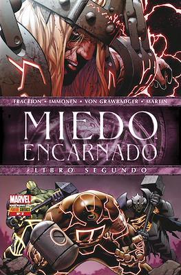 Miedo Encarnado (2011-2012) (Grapa) #2
