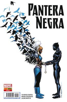 Pantera Negra Vol. 2 (2016- 2018) (Grapa) #9