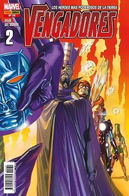Los Vengadores Vol. 4 (2011-) (Grapa) #79