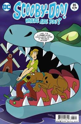Scooby-Doo! Where Are You? (Comic Book) #85