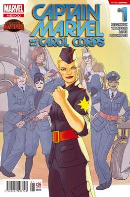 Captain Marvel and the Carol Corps (Grapa) #1