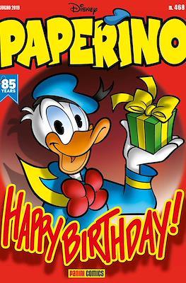 Super Almanacco Paperino / Paperino Mese / Paperino (Brossurato) #468