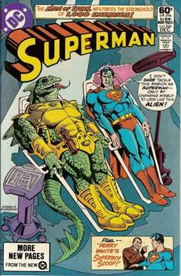 Superman Vol. 1 / Adventures of Superman Vol. 1 (1939-2011) (Comic Book) #366