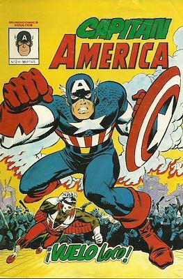 Capitán América Vol. 4 (1981-1982) (Grapa) #2