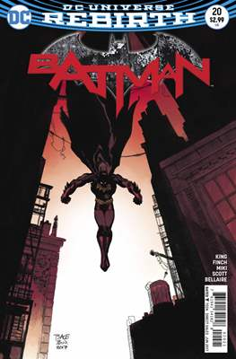 Batman Vol. 3 (2016- Variant Covers) (Comic Book) #20.1