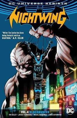 Nightwing (2016) (Softcover) #4