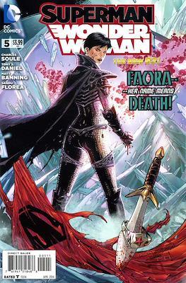 Superman / Wonder Woman (2013-) (Digital) #5