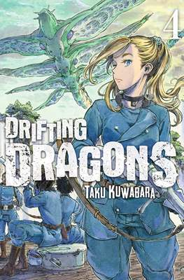 Drifting Dragons #4