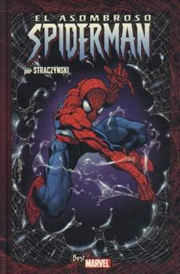 El Asombroso Spiderman por Straczynski. Best of Marvel (Cartoné) #1