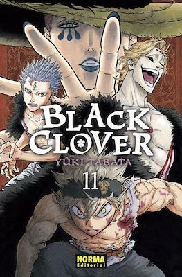 Black Clover (Rústica con sobrecubierta) #11
