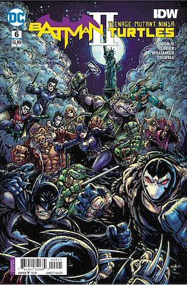 Batman / Teenage Mutant Ninja Turtles II. Variant Covers (Comic-book) #6.1