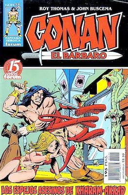 Conan el Bárbaro (1998-2001) (Grapa 24 pp) #25