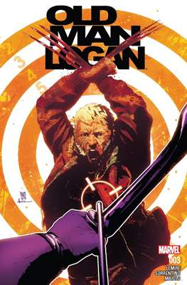 Old Man Logan Vol. 2 (Comic-book) #3