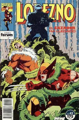 Lobezno vol. 1 (1989-1995) (Grapa) #42