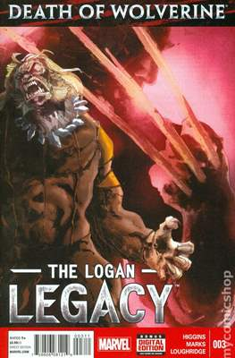 Death of Wolverine: The Logan Legacy (Comic-Book) #3