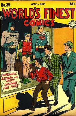 World's Finest Comics (1941-1986) (Comic Book) #35