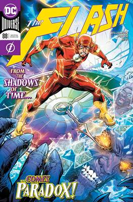The Flash Vol. 5 (2016-2020) (Comic Book) #88