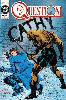 The Question Vol. 1 (Comic-book.) #33