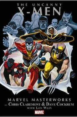 Marvel Masterworks: The Uncanny X-Men (Softcover) #1