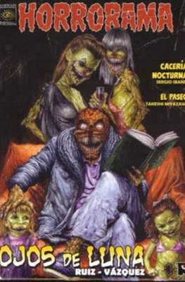 Colección Horrorama (Rústica 64-182 pp) #7