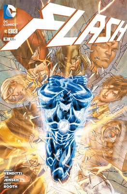 Flash. Nuevo Universo DC / Renacimiento (Rústica - Grapa) #11